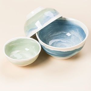 Set of 3 nesting bowls from Summer 2020 Causebox